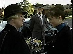 Mrs Forster, Adam Willis, Caroline Alessi in Neighbours Episode 1486