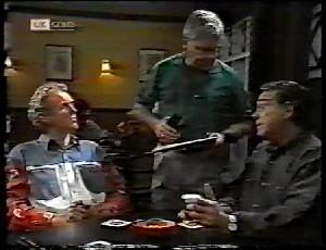 Jim Robinson, Lou Carpenter, Doug Willis in Neighbours Episode 1780