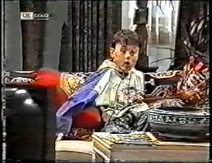 Toby Mangel in Neighbours Episode 1783