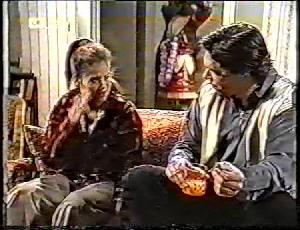 Beth Brennan, Cameron Hudson in Neighbours Episode 1783