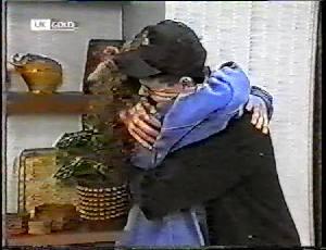 Debbie Martin, Michael Martin in Neighbours Episode 1783