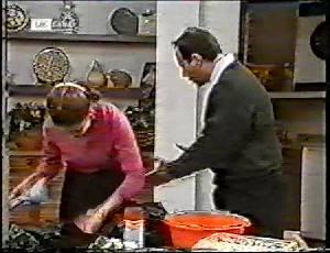 Julie Robinson, Philip Martin in Neighbours Episode 1783