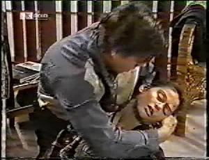 Cameron Hudson, Beth Brennan in Neighbours Episode 1783
