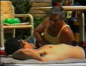 Cameron Hudson, Lou Carpenter in Neighbours Episode 1825
