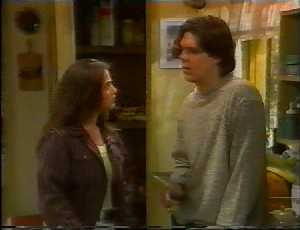 Beth Brennan, Cameron Hudson in Neighbours Episode 1825