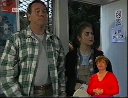 Doug Willis, Beth Brennan in Neighbours Episode 1989