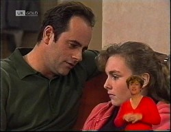 Philip Martin, Debbie Martin in Neighbours Episode 1989