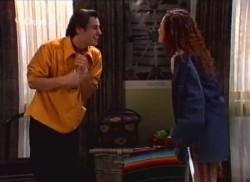 Rick Alessi, Cody Willis in Neighbours Episode 2248
