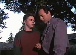 Michael Martin, Philip Martin in Neighbours Episode 2248