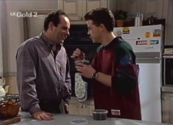 Philip Martin, Michael Martin in Neighbours Episode 2248