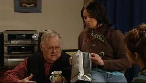 Harold Bishop, Sky Mangel in Neighbours Episode 4406