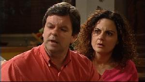 David Bishop, Liljana Bishop in Neighbours Episode 4406