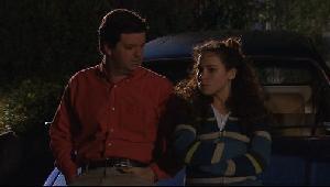 David Bishop, Serena Bishop in Neighbours Episode 4406