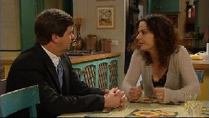 David Bishop, Liljana Bishop in Neighbours Episode 4407
