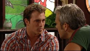 Stuart Parker, Snr. Const. Gary Hume in Neighbours Episode 4407