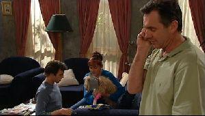 Malcolm Kennedy, Susan Kennedy, Audrey, Karl Kennedy in Neighbours Episode 4409