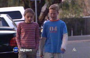Summer Hoyland, Declan Sands in Neighbours Episode 4410