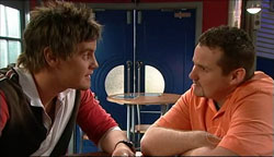 Ned Parker, Toadie Rebecchi in Neighbours Episode 5090