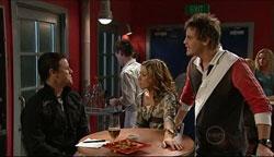 Paul Robinson, Katya Kinski, Ned Parker in Neighbours Episode 5090