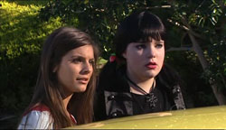 Rachel Kinski, Bree Timmins in Neighbours Episode 5099