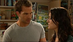 Will Griggs, Carmella Cammeniti in Neighbours Episode 5099