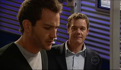 Will Griggs, Paul Robinson in Neighbours Episode 5100