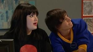 Bree Timmins, Zeke Kinski in Neighbours Episode 5165
