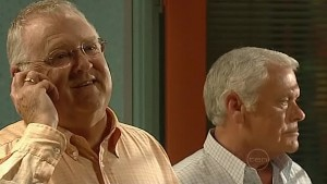 Harold Bishop, Lou Carpenter in Neighbours Episode 5173