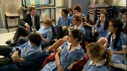 Tom Scully, Zeke Kinski, Rachel Kinski, Louise Carpenter (Lolly), Ringo Brown in Neighbours Episode 5193