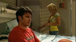 Frazer Yeats, Pepper Steiger in Neighbours Episode 5194