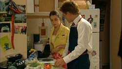 Louise Carpenter (Lolly), Ringo Brown in Neighbours Episode 5194