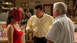 Louise Carpenter (Lolly), Allan Steiger, Lou Carpenter in Neighbours Episode 5195