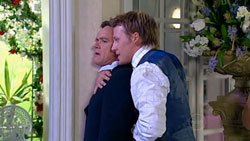 Paul Robinson, Oliver Barnes in Neighbours Episode 5197