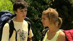 Zeke Kinski, Rachel Kinski in Neighbours Episode 5198