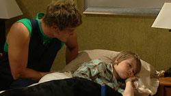 Ned Parker, Mickey Gannon in Neighbours Episode 5244