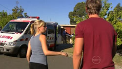 Janae Timmins, Ned Parker in Neighbours Episode 5248