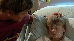 Ned Parker, Mickey Gannon in Neighbours Episode 5248