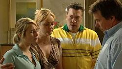 Anne Baxter, Janelle Timmins, Allan Steiger, Greg Baxter in Neighbours Episode 5250