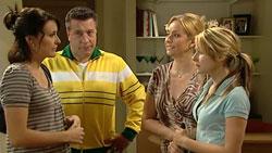 Rosie Cammeniti, Allan Steiger, Janelle Timmins, Anne Baxter in Neighbours Episode 5250