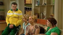 Allan Steiger, Anne Baxter, Janelle Timmins, Bree Timmins in Neighbours Episode 5250