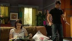 Rosie Cammeniti, Frazer Yeats in Neighbours Episode 5260