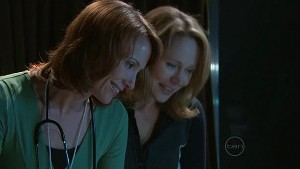 Dr Demi Vinton, Miranda Parker in Neighbours Episode 5320