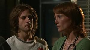 Riley Parker, Dr Demi Vinton in Neighbours Episode 5320