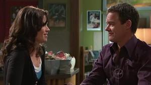 Rebecca Napier, Paul Robinson in Neighbours Episode 5321