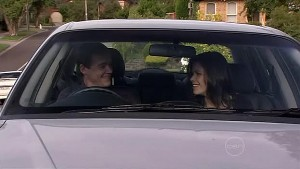 Paul Robinson, Rebecca Napier in Neighbours Episode 5322