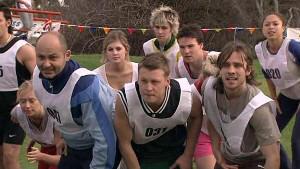 Steve Parker, Oliver Barnes, Riley Parker in Neighbours Episode 5323