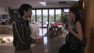 Marco Silvani, Carmella Cammeniti in Neighbours Episode 5328