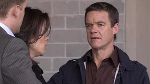 Oliver Barnes, Rebecca Napier, Paul Robinson in Neighbours Episode 5328