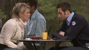 Pepper Steiger, Adam Rhodes in Neighbours Episode 5332