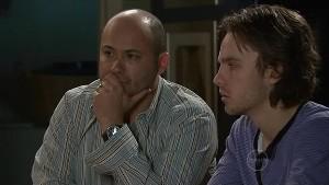 Steve Parker, Riley Parker in Neighbours Episode 5337